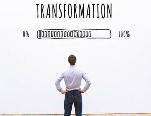 Mit dieser Transformationsarchitektur gelingt der Wandel